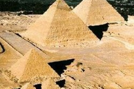 The Parable of the Pyramids in a New Way