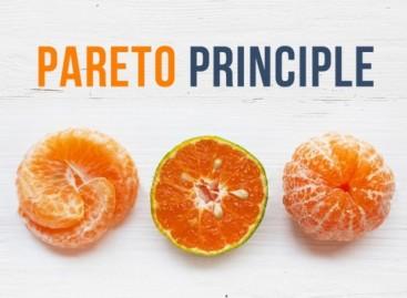 Pareto Principle in Software Testing