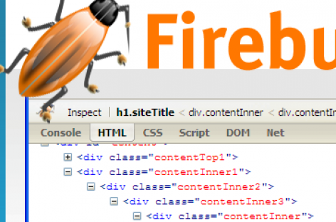 Using Firebug in Internet Explorer