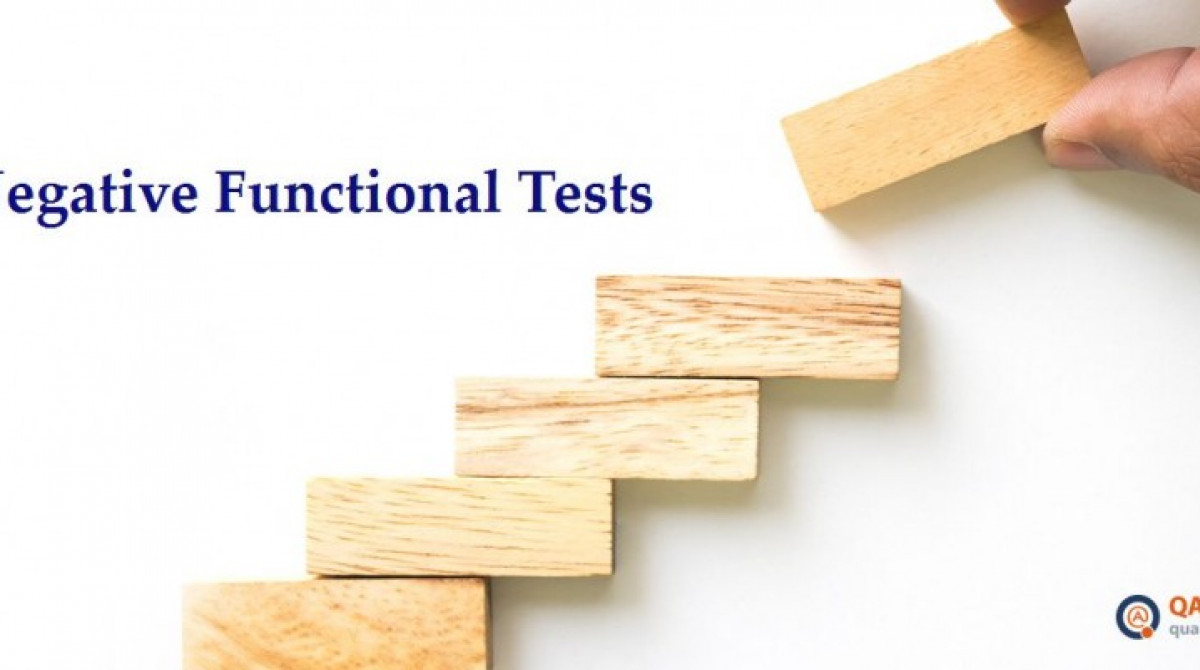 Negative Test Cases for Functional Testing