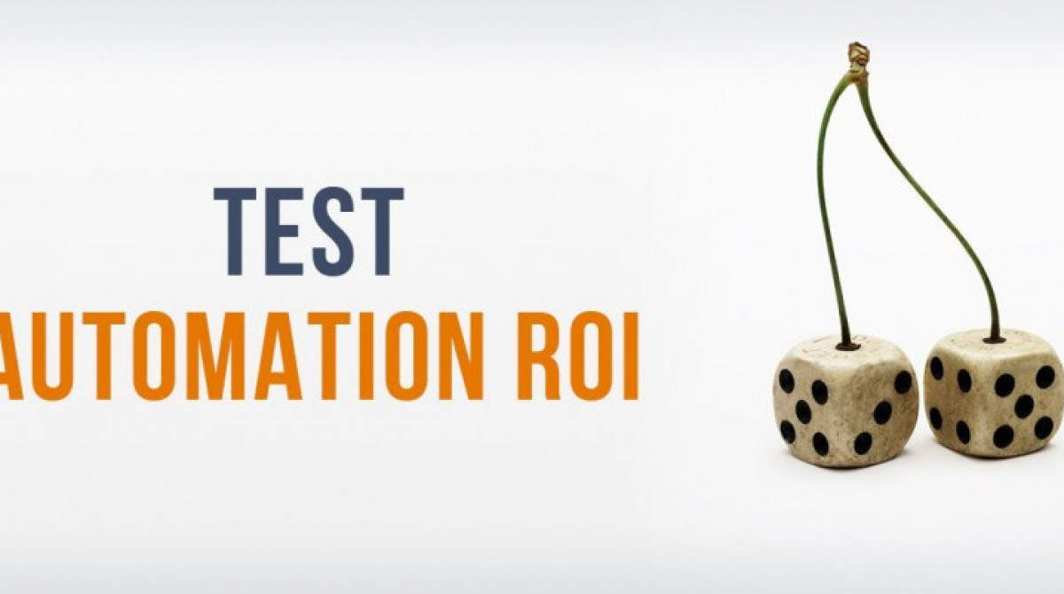 Calculating the Return on Investment (ROI) of Test Automation