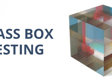 What is glass box testing?