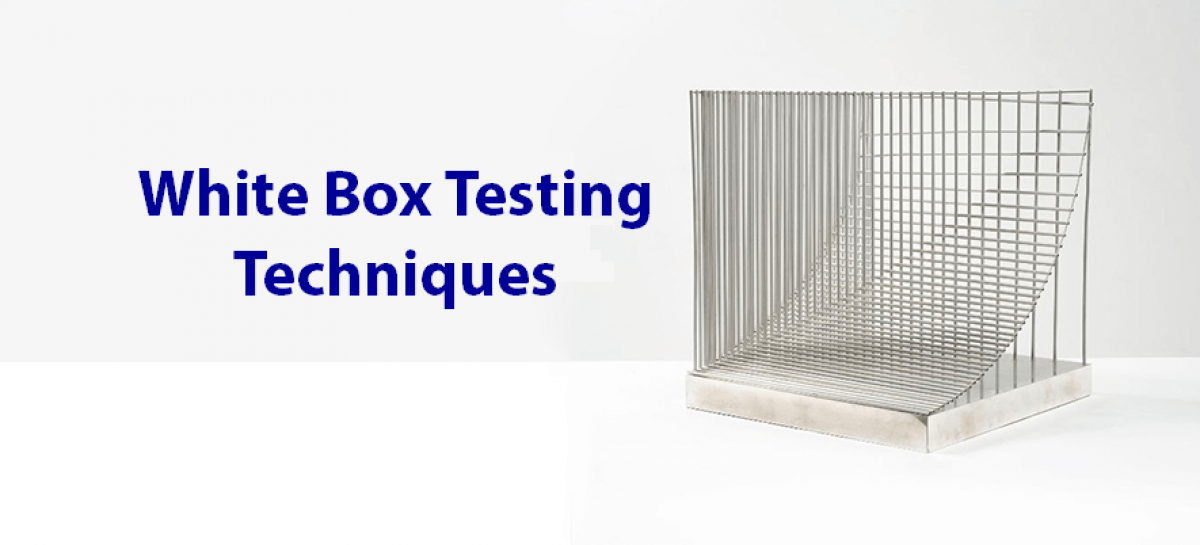 Techniques for White Box Testing