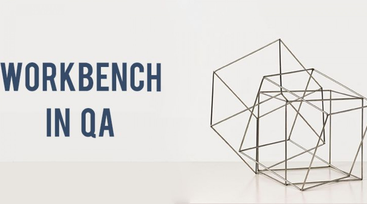 Workbench Concept in Software Testing