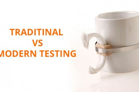 Traditional and Modern Way of Software Testing
