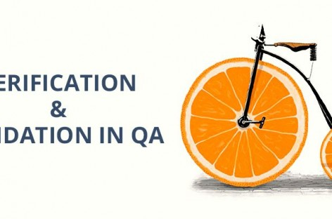 Comparison of Verification & Validation and QA View Points