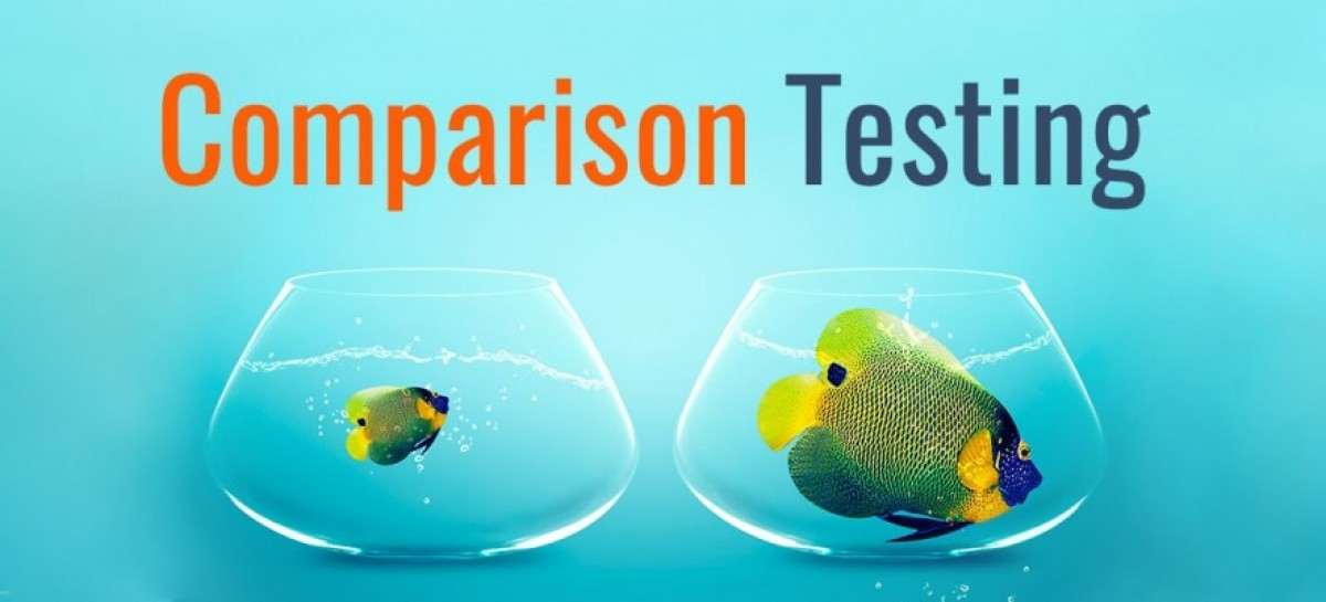 What is Comparison Testing?