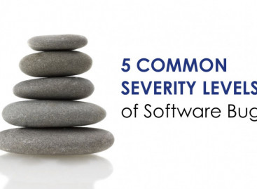 5 Common Severity Levels of Software Bugs