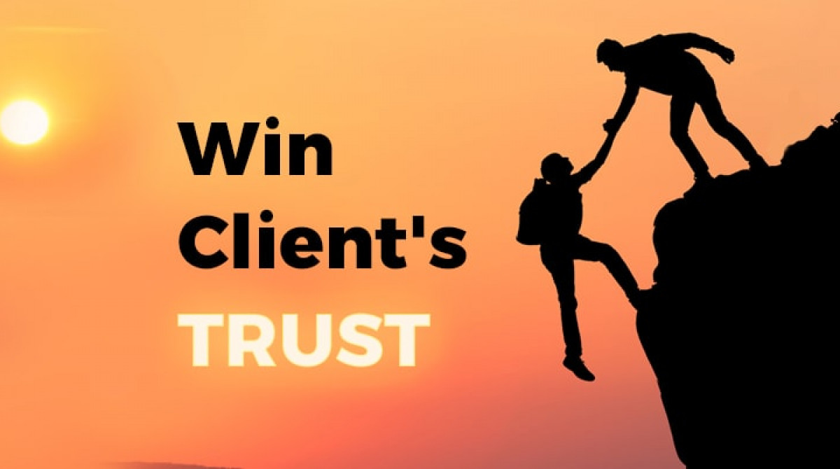 How Can a Freelancer Win Clients' Confidence?