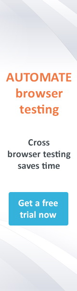 Automate browser testing