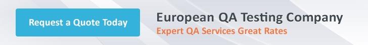 European QA testing company