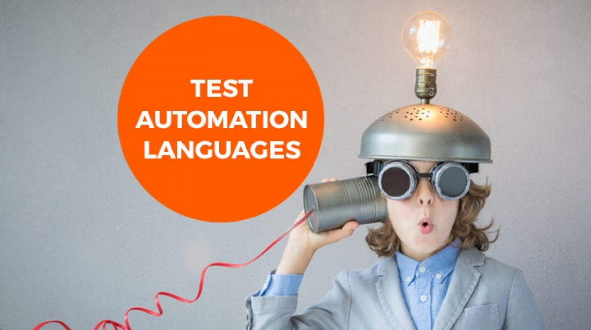 Languages and Tools Used for Test Automation