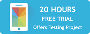 20 hours free trial
