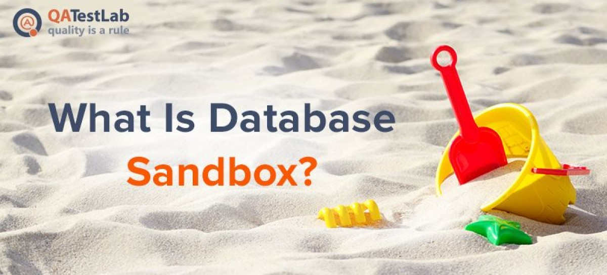What Is Database Sandbox?