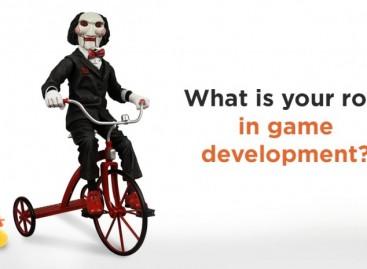 Game Development Roles
