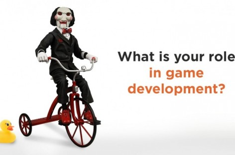 Game Development Roles
