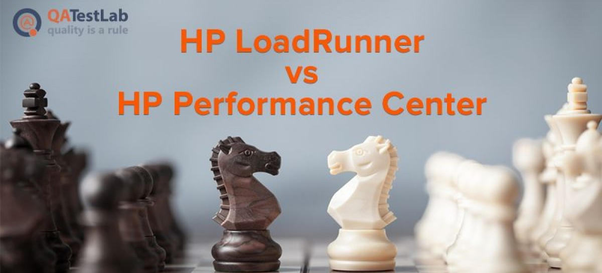HP LoadRunner vs HP Performance Center