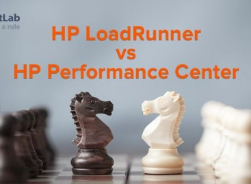 HP LoadRunner vs HP Performance Center