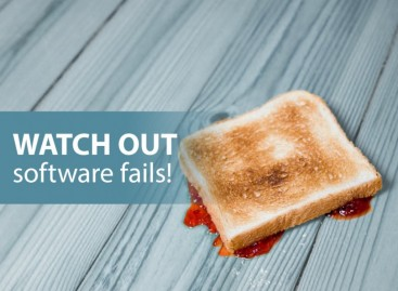 Software failure: how to avoid Murphy's law?