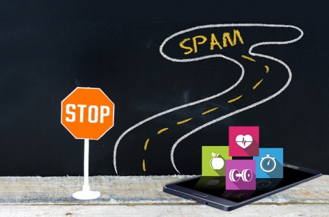 How spammers get your data from health and fitness apps?