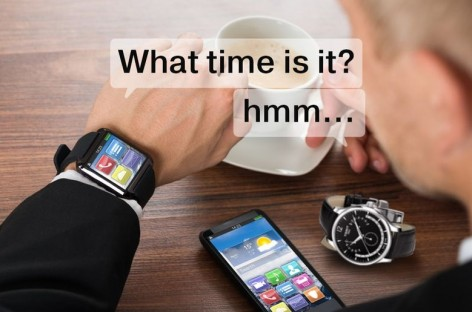 Will smartwatches repeat the fate of ebooks?