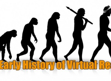VR history starts in prehistoric times, isn't it?