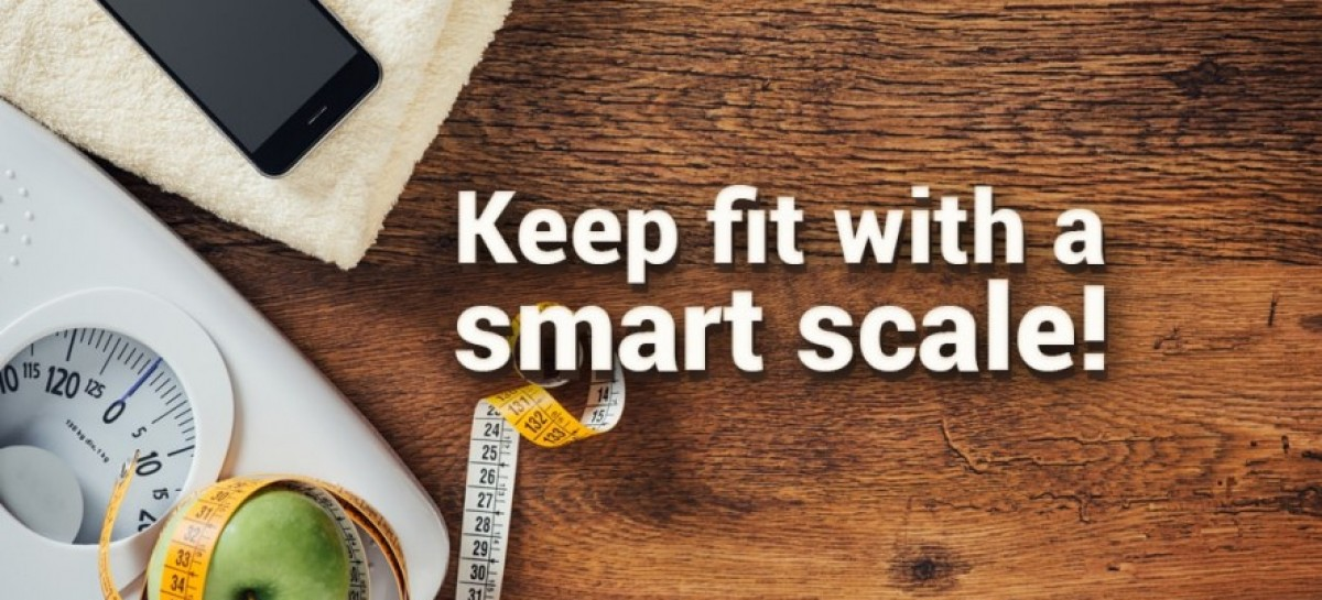 Body fat percentage, water balance, BMI: how smart scales work