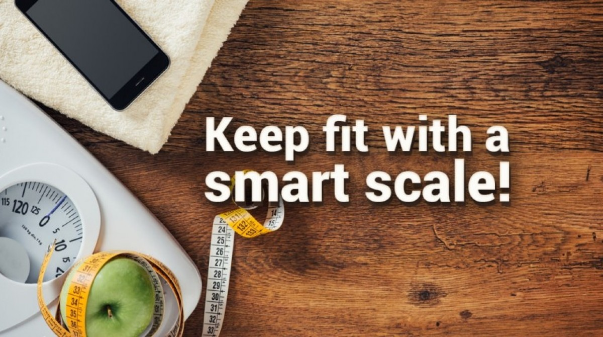 What can a smart scale tell us except the weight?