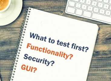 Testing within one project: what to verify first?