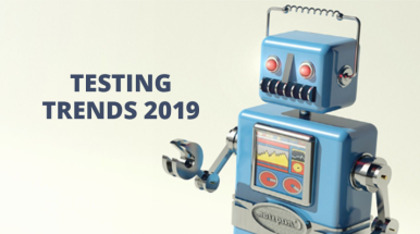 Testing trends in 2019 and further