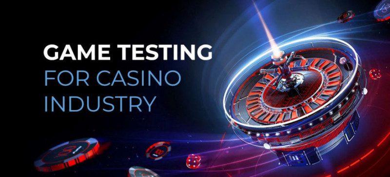 Casino Game Software Tester