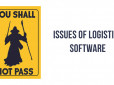 6 technical pitfalls of logistics software