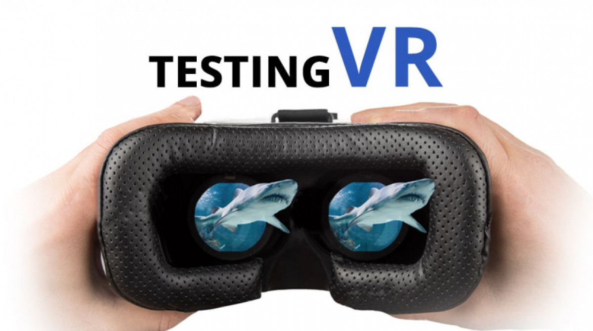 Beyond the Reality: Challenges of VR Apps Testing