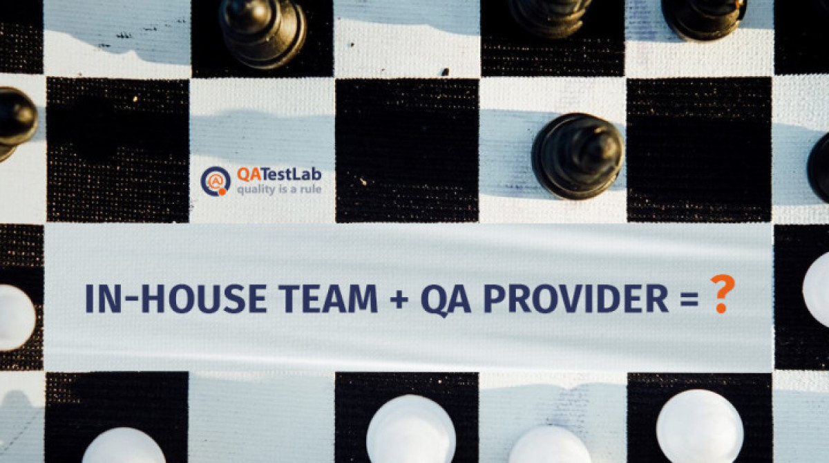 Game Software Testing: Cases for enhancing in-house team