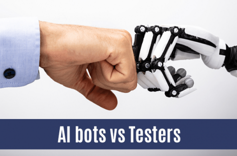 Can AI bots replace the testers team or no?