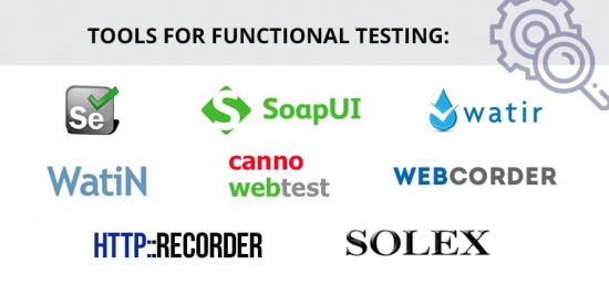 tools for functional testing