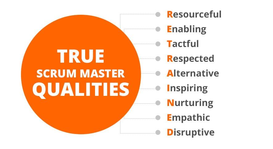 qualities of scrum master
