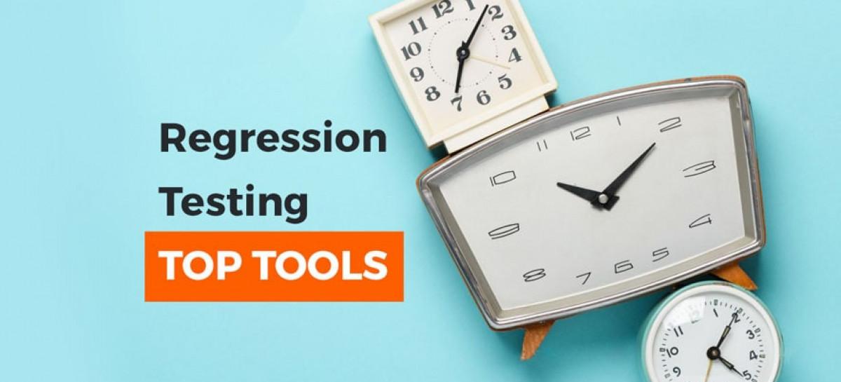 TOP 10 Regression Testing Tools