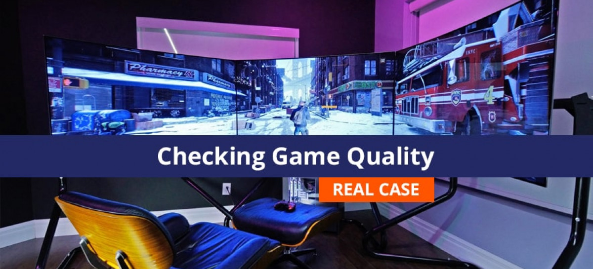 Choosing Devices for Game Testing: How to Play this Game?