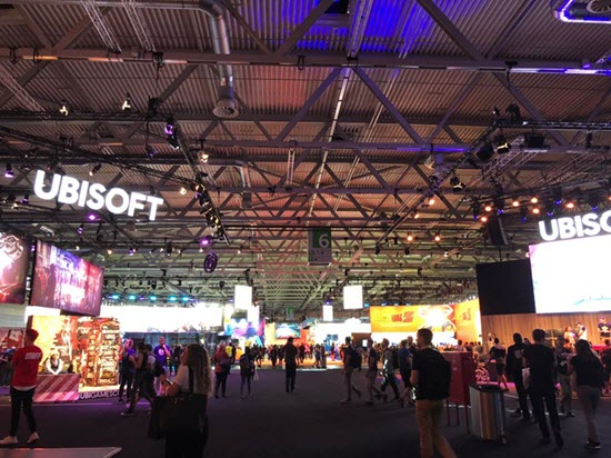 QATestLab at Gamescom - 2