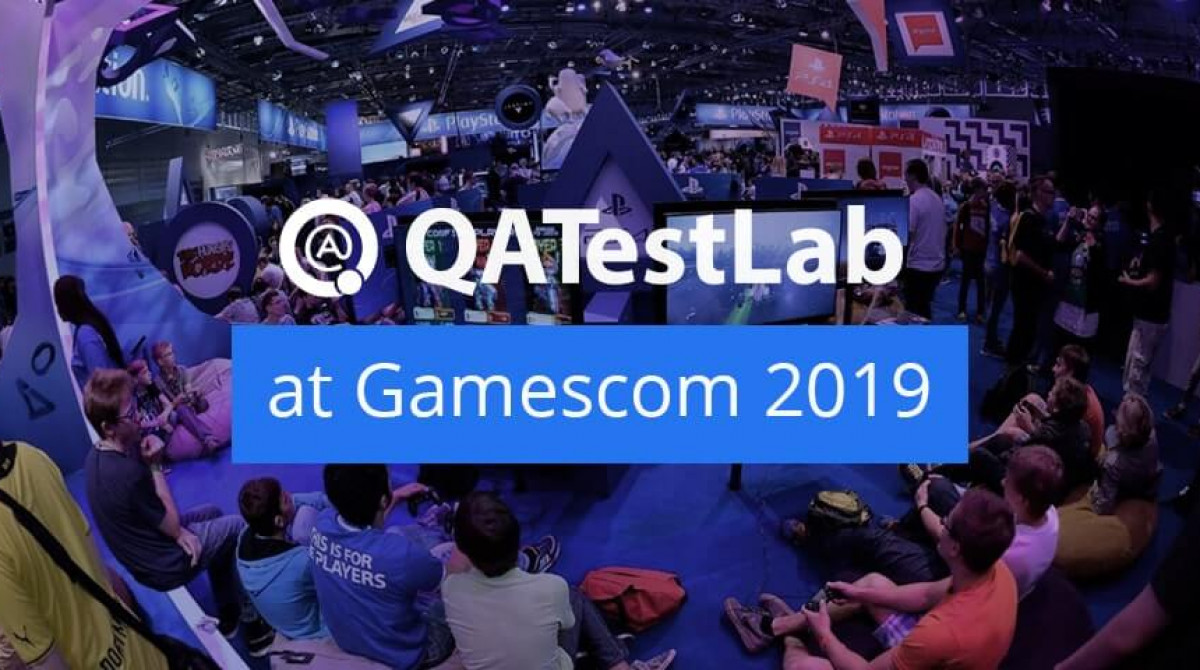Heart of Gaming: QATestLab Experience at Gamescom
