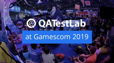 Heart of Gaming: QATestLab Experience at Gamescom