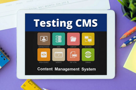 Why CMS-based Websites Require Testing