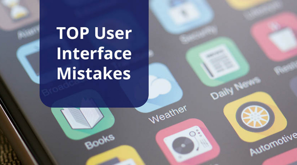 These 5 Major UI Mistakes will Kill Your App