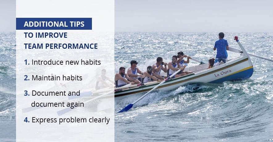 improve team performance