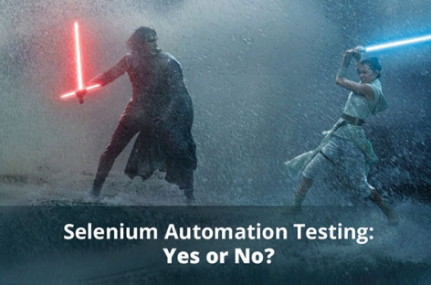 Selenium Testing – The Bright and the Dark Sides