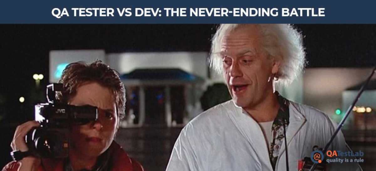Five reasons why developers are not good testers