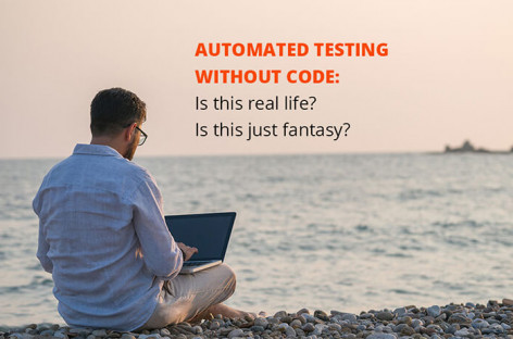 What is Scriptless Automated Testing?
