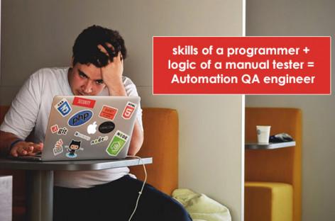 Automation QA engineer skills & responsibilities