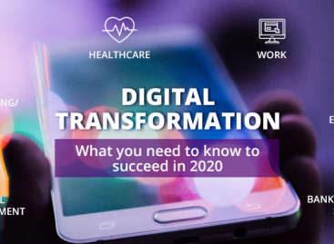 Digital Transformation: What you need to know to succeed in 2020